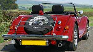 Morgan Car Hire North East