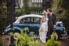 Morris-Minor-Hire West Yorkshire