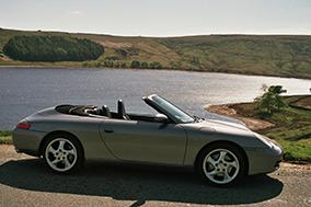 Porsche-Hire Lancashire