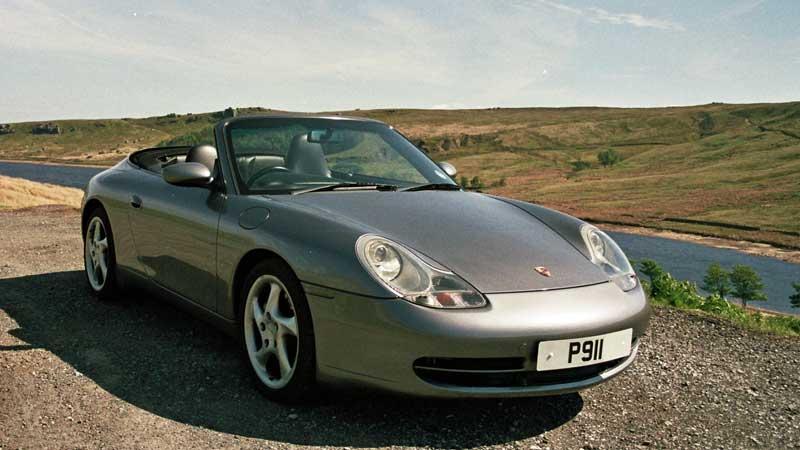 Porsche 911 hire Lancashire