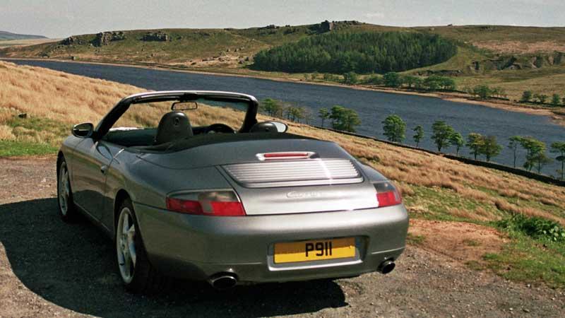 Porsche 911 hire Yorkshire