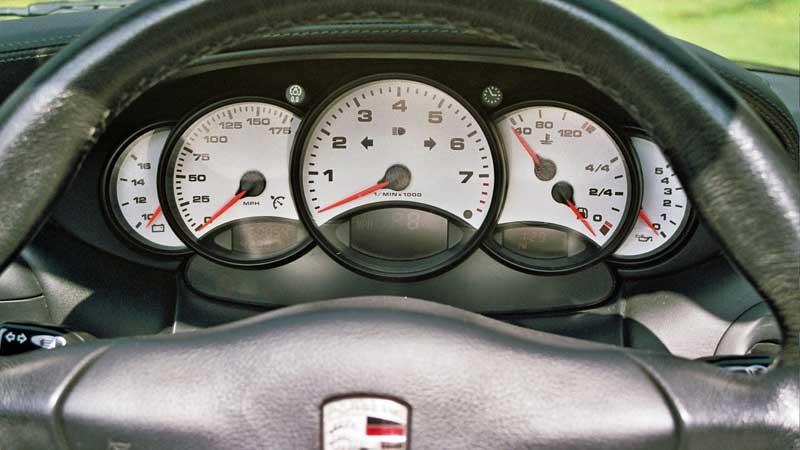 Porsche 911 hire North West