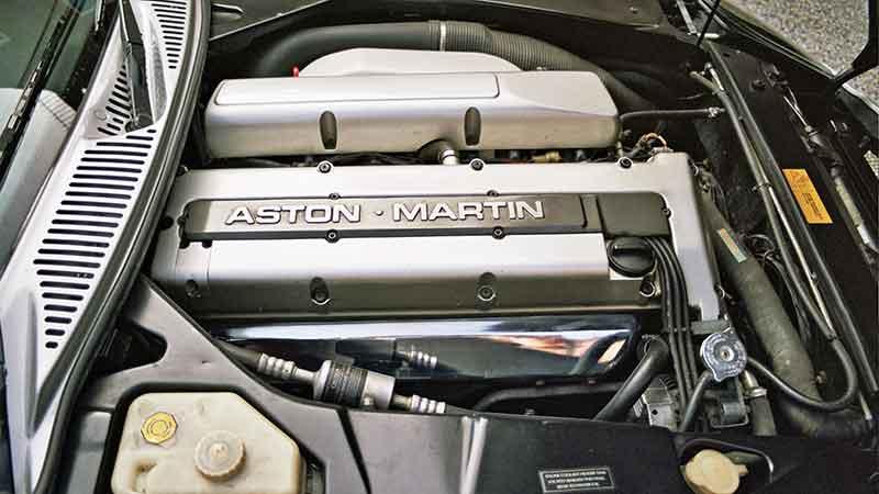 Aston Martin Hire Leeds