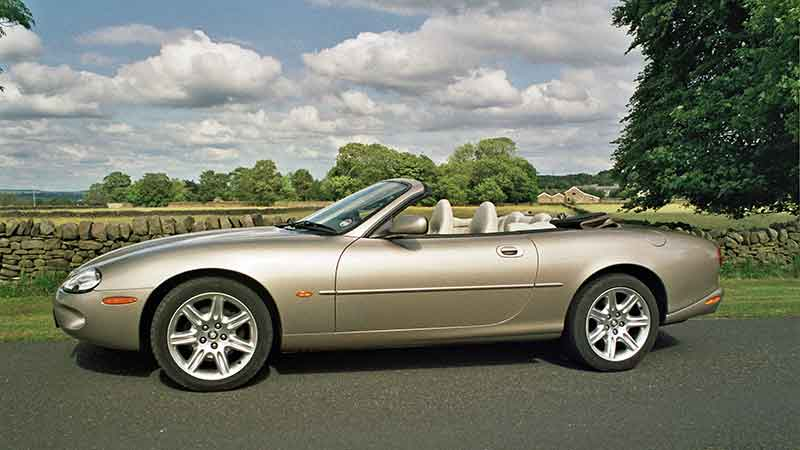Jaguar Hire Lancashire