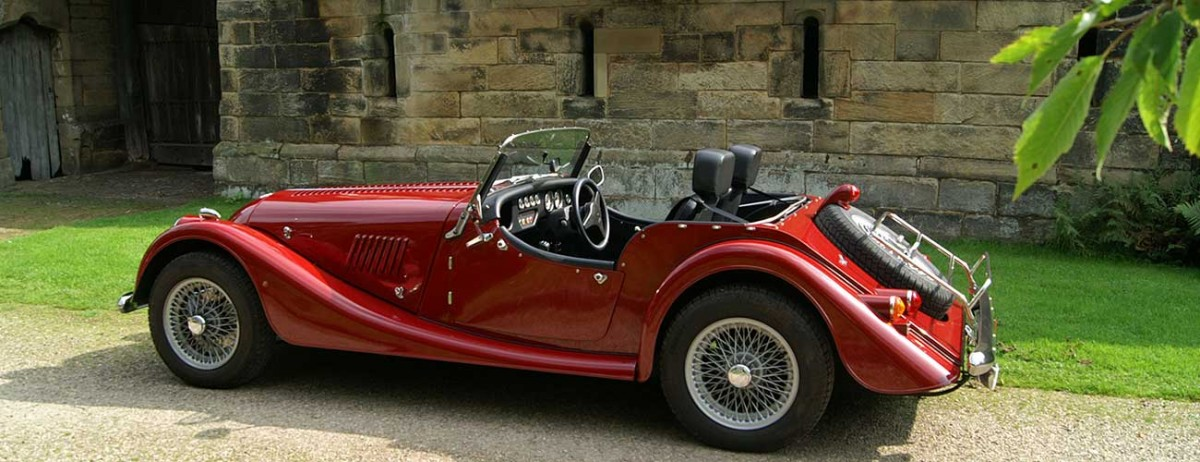 Morgan hire Yorkshire