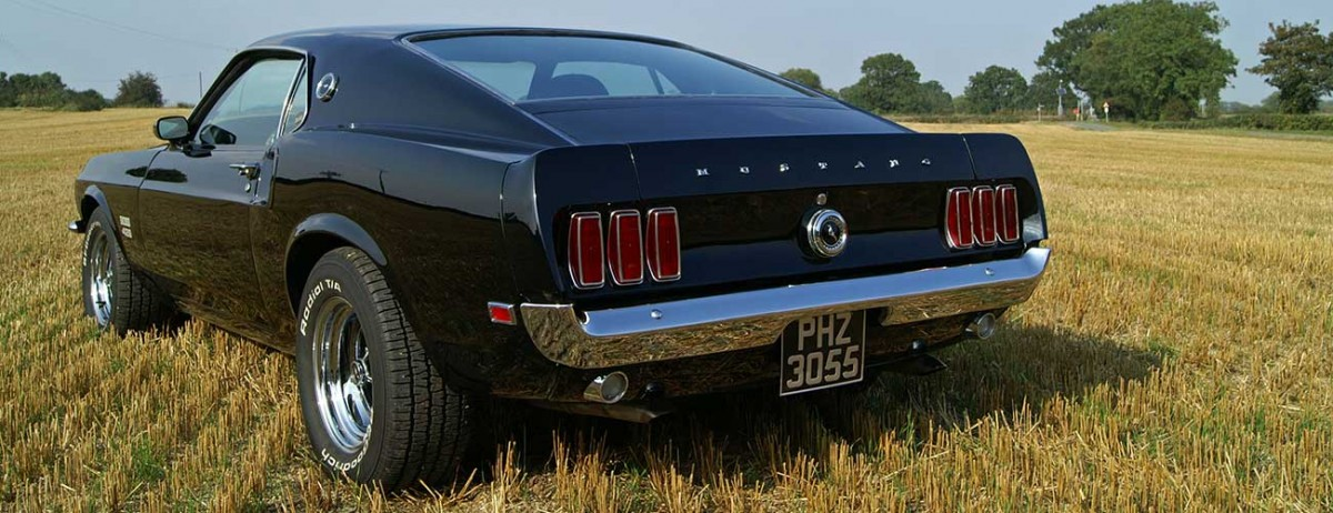 Ford Mustang hire Yorkshire