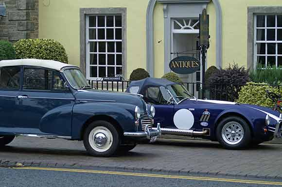 Classic Cars for Corporate Events