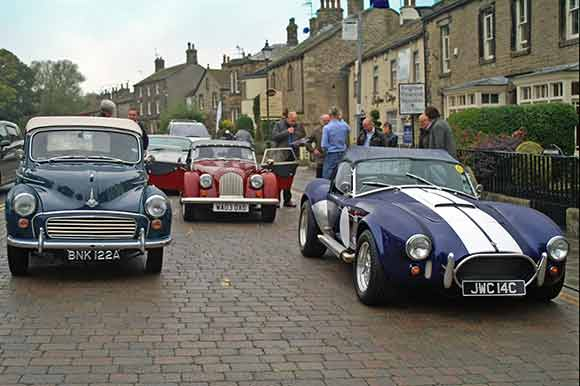 Classic Car Hire corporate events