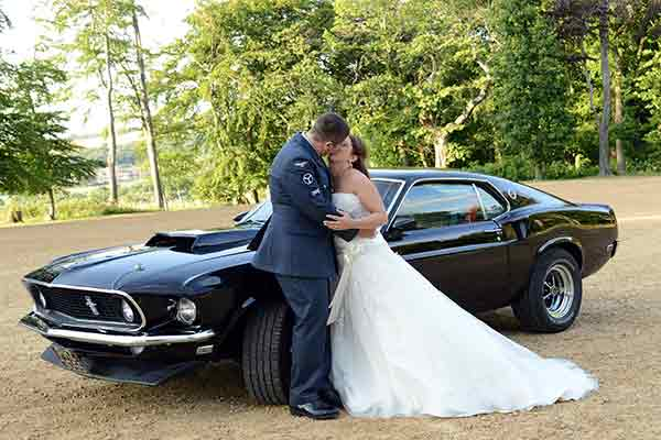 Wedding car hire Yorkshire. Self drive wedding cars ...