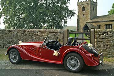 Morgan Car Hire North Yorkshire
