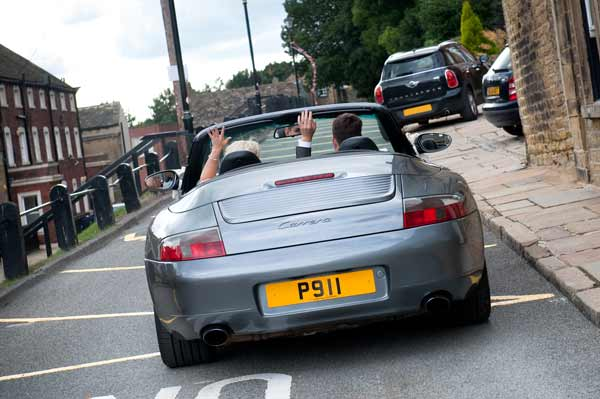 Leeds Wedding Car Hire Prices