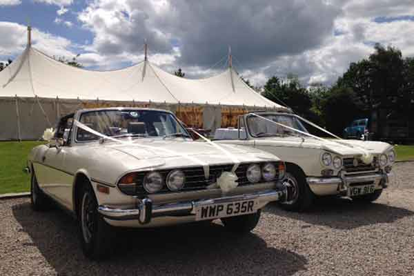 Wedding Car Hire Yorkshire Self Drive Wedding Cars