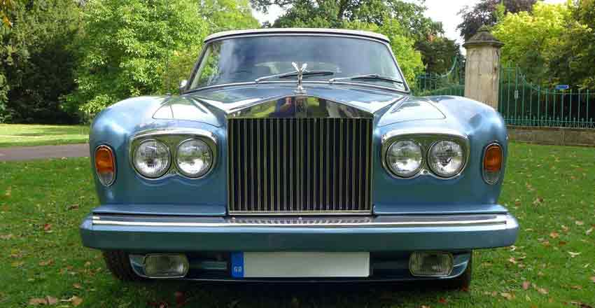 Self Drive Rolls Royce Hire