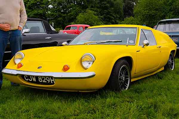 Classic Car Weekend Hire
