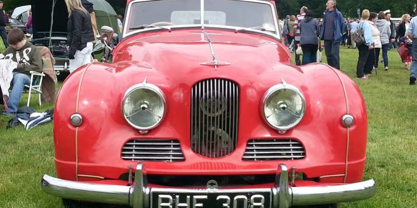 Vintage Classic Car Shows Events In Yorkshire The North