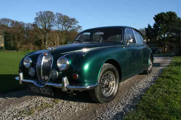 Jaguar car hire yorkshire