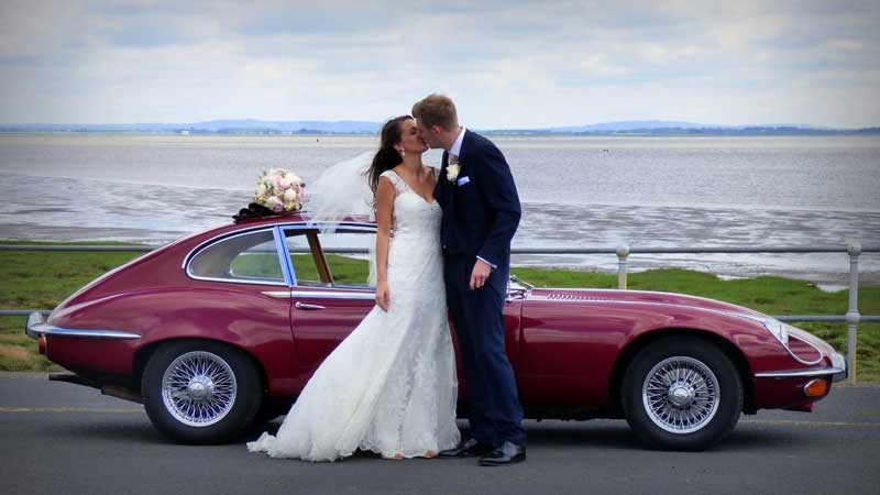 E Type Wedding Car Self Drive