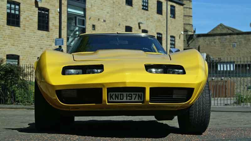 Chevrolet Corvette Hire
