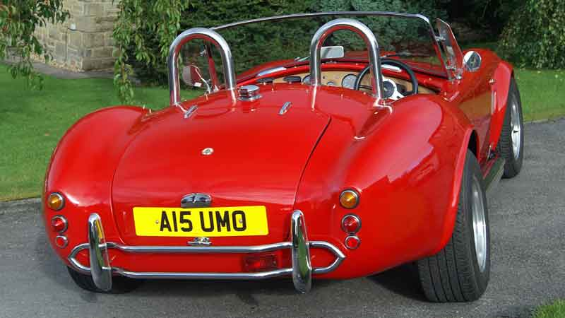 AC Cobra Hire