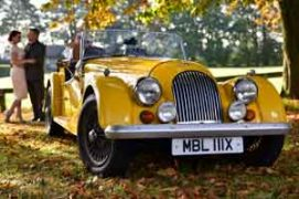 Morgan 4 seater in Cheshire