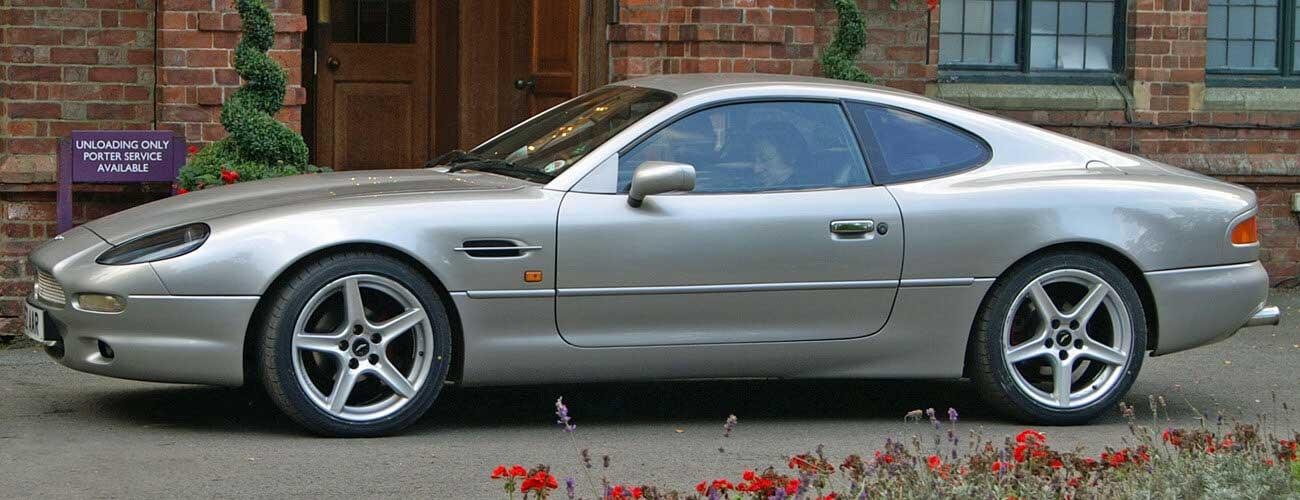 Aston Martin Hire