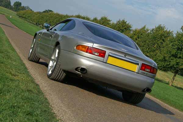 Pick up this Aston Martin DB7 from our West Yorkshire Base near the Dales
