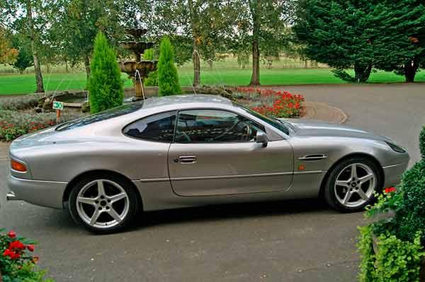 Aston Martin Hire Manchester