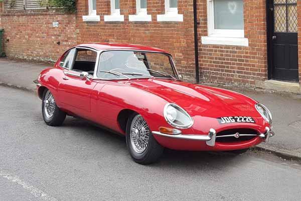 Classic Car Hire Midlands