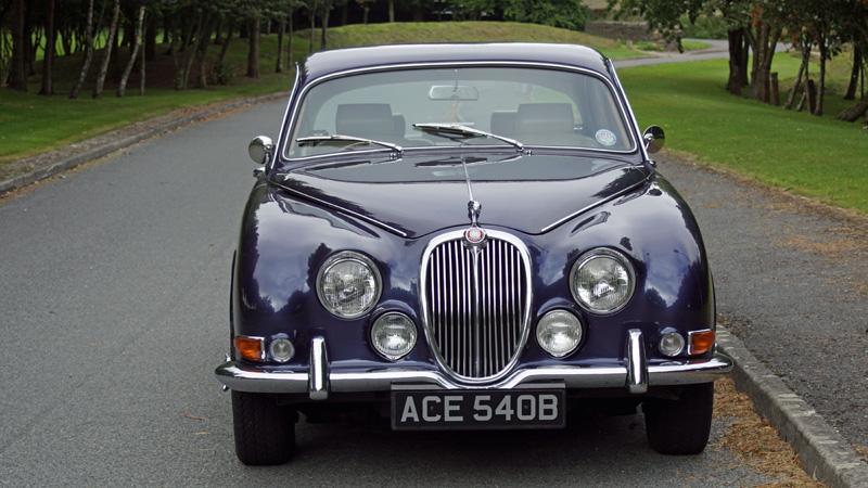 Classic Jaguar Hire
