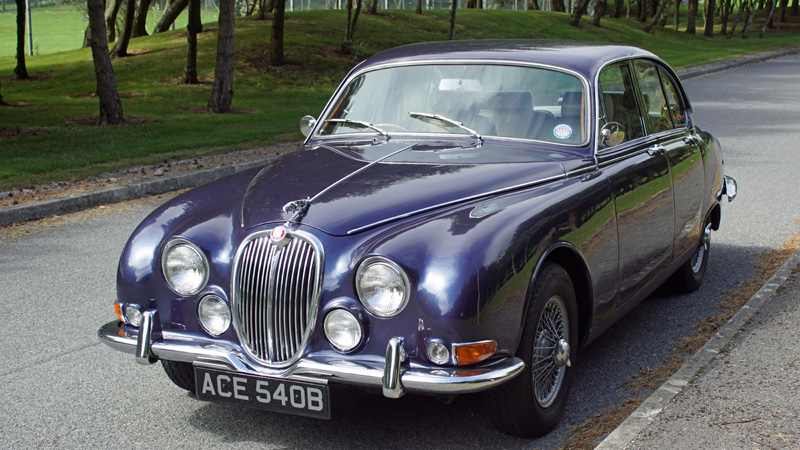 Jaguar S Type Hire