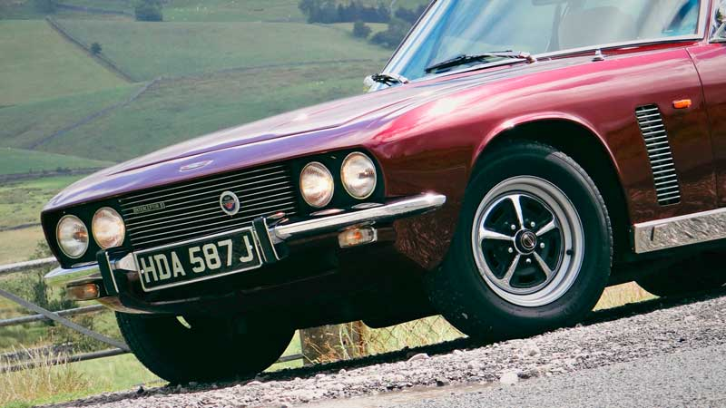 Jensen Interceptor UK