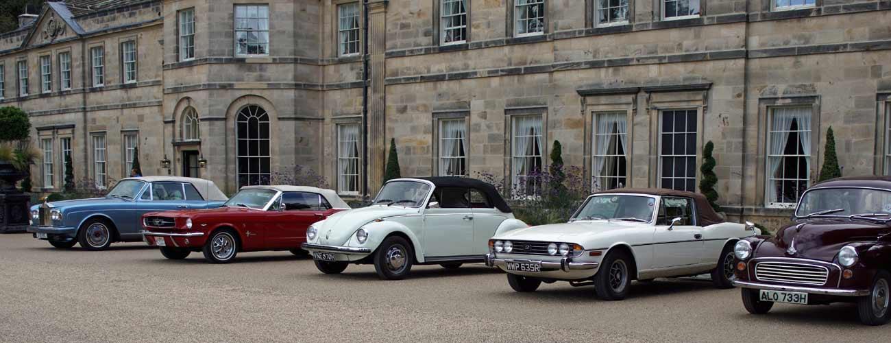 Leeds Classic Car Hire