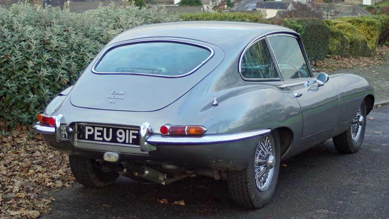 Jaguar E-Type Leeds